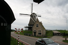 Meelmolen de Herder (Harrys Train photos) Tags: mill windmill moulin mhle stoomtram medemblik molen windmolen herder windmhle windmuehle muehle