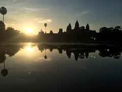 Sunrise at Angkor Wat - 084