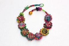 Peru (rRradionica) Tags: necklace handmade crochet craft accessories etsy accessory rrradionica