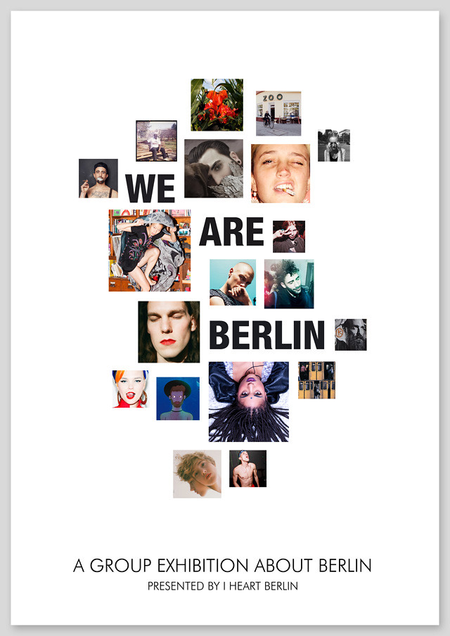 We Are Berlin Flyer