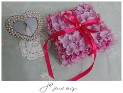 DSC04942b (jw.floraldesign) Tags: wedding floral bride ringbearer hydrangea ringpillow