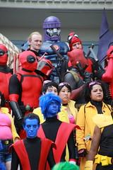 Dragon Con 2014 - Day Three (Awesoman) Tags: atlanta georgia geeks videogames nerds convention scifi comicbooks movies sciencefiction popculture dragoncon atlantaga dragoncon2014