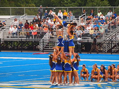 P9208947 (phinzfan72) Tags: new haven university cheer cheerleading unh universityofnewhaven