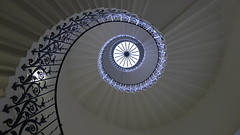 The Queen's House, Greenwich (callicrates2003) Tags: architecture stairs greenwich soe noble queenshouse autofocus cubism inigojones tulipstairs theunforgettablepictures platinumheartaward circumlocutionoffice stairlovers