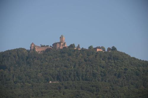 Le château du Haut-Koenigsbourg.1