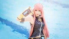 Luka Megurine Cosplay (chuongtu (WAO)) Tags: anime cosplay manga cosplayer luka wao vocaloid vocaloid2 chuongtu
