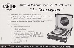 BARTHE Pick-Up Dealer Data Sheet (France 1957)_1 (MarkAmsterdam) Tags: old classic sign metal museum radio vintage advertising design early tv portable colorful fifties arm tsf mark ad tube battery engineering pickup retro advertisement collection plastic equipment deck tape changer electronics era record handheld sheet catalog booklet collectible portfolio recorder eames sales electrical atomic brochure console folder tone forties fernseher sixties transistor phono phonograph dealer cartridge carradio fashioned transistorradio tuberadio pocketradio 50s 60s musiktruhe tableradio magnetophon plaskon 40s kitchenradio meijster markmeijster markamsterdam coatradio tovertoom