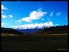 Il Morrone visto dalla Valle Giumentina - Abbateggio (PE) Abruzzo - Italy