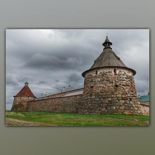 Соловецкий Монастырь #onegoexp2015 #мегафон #понастоящемурядом