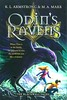 Odin's Ravens (Vernon Barford School Library) Tags: 9780316204989 klarmstrong k l armstrong kelleyarmstrong kelly mamarr m a marr melissamarr melissa blackwell blackwellpages 2 two 2nd second odin ravens raven supernatural shapeshifting shapeshifters god gods monster monsters valhalla mythology norsemythology norse myth myths adventure adventures paranormal vernon barford library libraries new recent book books read reading reads junior high middle school vernonbarford fiction fictional novel novels hardcover hard cover hardcovers covers bookcover bookcovers hell underworld fantasyfiction fantasy