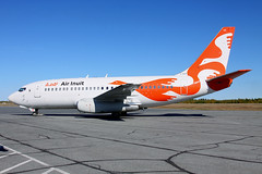 C-GAIG_YVO_101016_KN_300 (JakTrax@MAN) Tags: air inuit boeing 737 737200 val dor quebec yvo cyvo 732