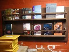 bookrack (itsakirby) Tags: coachhousebooks 80bpnichollane press printing books visit toronto iconic glorious splendid magical