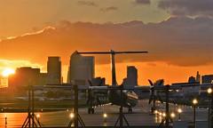 G-JEDP (4) @ LCY 25-09-16 (AJBC_1) Tags: london londonsroyaldocks royaldocks londoncityairport lcy eglc newham northwoolwich aircraft plane aviation flybe dhc8402qdash8 transportation transport dlrblog airliner londonboroughofnewham eastlondon docklands civilaviation passengerplane england unitedkingdom uk ajc airplane gjedp flylcy aeroplane avgeek nikond3200 sunset dusk citybuilding cityskyline city