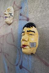 2TM ? (HBA_JIJO) Tags: streetart urban vitry vitrysurseine art france wall mur collage paris94 moulage moulding
