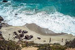 Point Dume - Malibu (missbrawl) Tags: hike beach water
