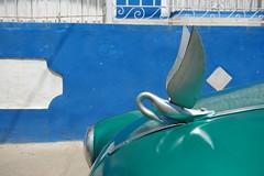 Trinidad (Cuba) : Le cygne sur le capot (NamasKat) Tags: voiture cygne trinidad cuba carrosserie caraïbes caribbean carrosamericanos coche hoodornament ornement capot chrome détail vintage classiccar