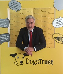 Supporting the Dogs Trust