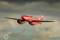 """""""Comet"""" (SJAviation.net) Tags: shuttleworth dh88comet grosvenorhouse aircraft airshow oldwarden aviation nikon"""