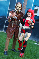 IMG_8246 (willdleeesq) Tags: cosplay cosplayer cosplayers longbeachcomiccon longbeachcomiccon2016 lbcc lbcc2016 longbeachconventioncenter dccomics harleyquinn scarecrow