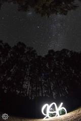 Dry River (MISHKA Vision - Light Graffer) Tags: australie australia lightpainting lightgraff longexposure expositionlongue nightphotography roadtrip