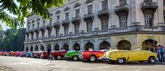 Taxis in Cuba (LUCIAN MOROZAN) Tags: old car hire taxi vintage havana cuba sony sigma
