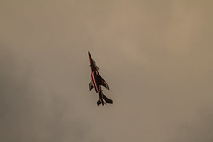 Alpha Jet D-ICDM (krustyhimself) Tags: scalaria wolfgangsee salzkammergut austria 2014 airshow airchallenge theflyingbulls redbull alphajet fairchilddornier dicdm