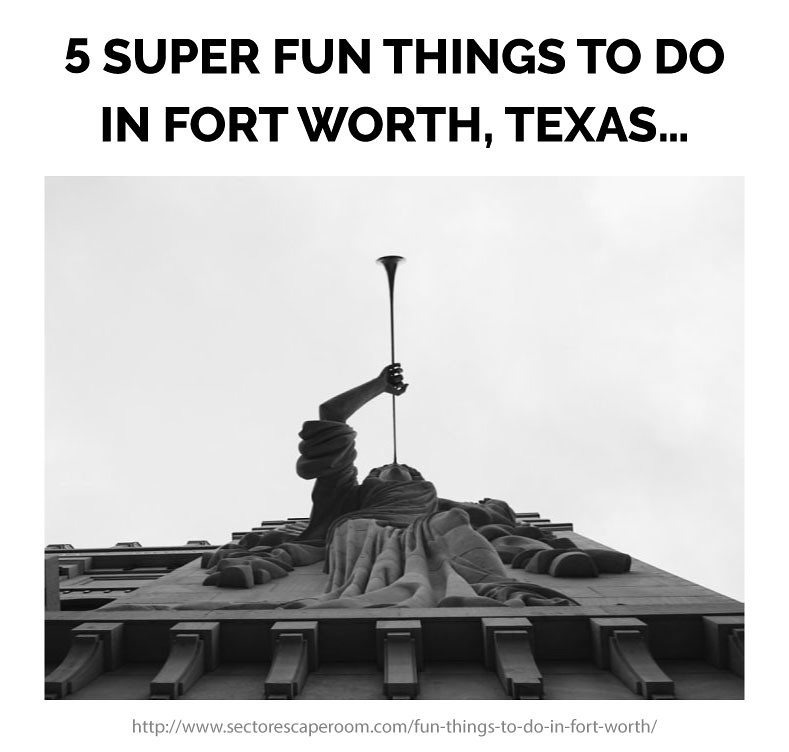 Sector Escape Room Fort Worth