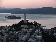 San Francisco (Dan_DC) Tags: sanfrancisco scenic alcatrazisland bay marincounty coittower telegraphhill