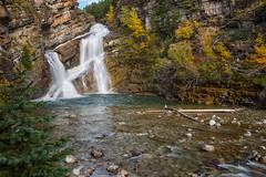 Cameron Falls Waterton (Ryan Wunsch) Tags: alberta waterton canada water falls