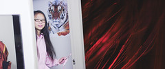 29 (zakchalmers) Tags: canon eos t2i 29 tiger hair reflection mirror