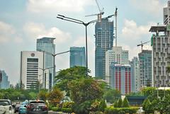 Jakarta Baru (BxHxTxCx (more stuff, open the album)) Tags: jakarta city kota building gedung architecture arsitektur