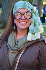 Prof. Trelawney (Joe Shlabotnik) Tags: sarahp costume 2016 october2016 halloween afsdxvrzoomnikkor18105mmf3556ged