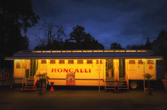 roncalli (try...error) Tags: circus available light wagon blue hour leica c clux