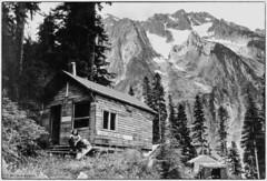 The old Valu-Mines (Diamonds) Site 1977 (Fogle Images) Tags: stevegropp portrait valumines alpineclimbing forbiddentotormenttraverse northcascades wa