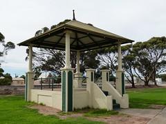 Tailem Bend Rotunda (PhotoChronologyOfSouthAustralia) Tags: rotunda bandstand