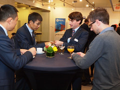 20-10-16 Cross Chamber Young Professionals Networking Night IV - PA200029