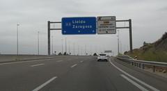 A-2-2 (European Roads) Tags: a2 cervera trrega lleida espaa catalunya catalonia spain autova