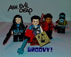 Lego Ash vs Evil Dead (Barratosh#2) Tags: ash vs evil dead lego minifigures tv