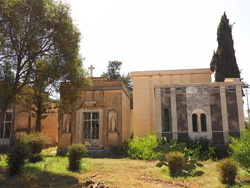 Italian Cemetery Asmara, Eritrea