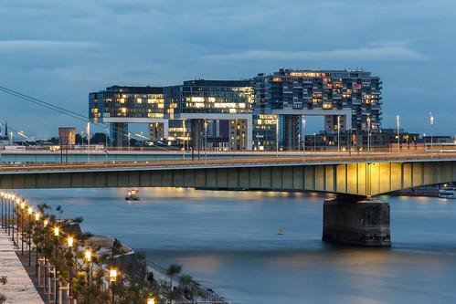 Kranhäuser/Köln