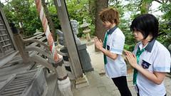 DSC04438.jpg (elyuu) Tags: freeiwatobiswimclub nagisa hazuki haruka nanase makoto tachibana iwami japan cosplay