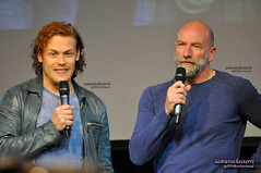 DSC_0167 (SPNBrotherhood) Tags: sam heughan outlander graham jusinbello jibland jibland2016 jib mctavish convention