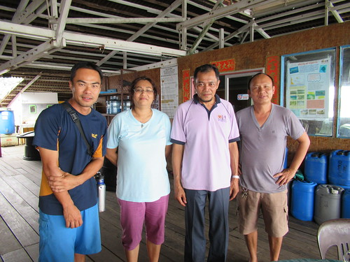 Meeting With Coconut Village Resort Owner & Dive Master