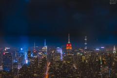 DSC_0706 (tausigmanova) Tags: panorama pano nikon d3300 manhattan new york city nyc urban skyline night nightphotoraphy world trade wtc freedomtower freedom tower oneworldobservatory longexposure