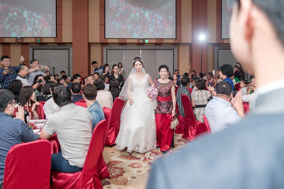 台南婚攝 婚禮紀錄 情定婚宴城堡 C & M 121