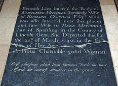 Katherine Mitchell 1740