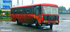 mumbai ➡ chopda (kumark9702) Tags: msrtc st