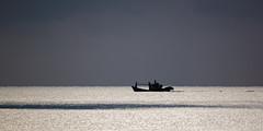 Heading Home (blueyshutta) Tags: fishing fishingboat fishermen horizon storm am reflection shimmering kijalwarf malaysia terengganu nikon nikond750 bsp