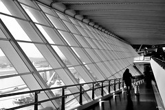 Itzulian arte...hasta siempre!! (ZAP.M) Tags: aeropuerobilbo moncromo bn reflejos lapaloma bilbao vizcaya bizcaia pasvasco espaa ninkon nikond5300 zapm mpazdelcerro flickr arquitectura