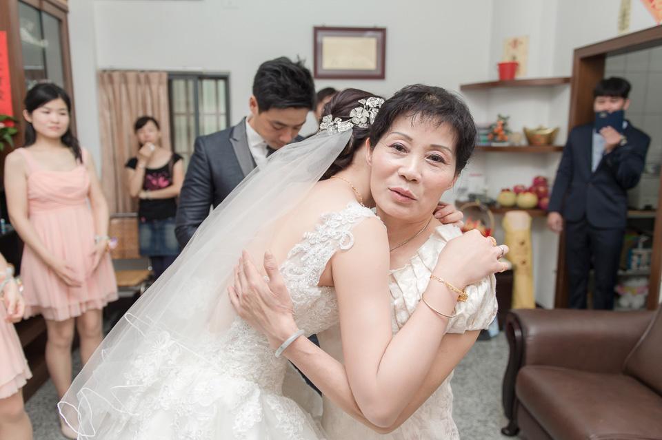 台南婚攝 婚禮紀錄 情定婚宴城堡 C & M 059